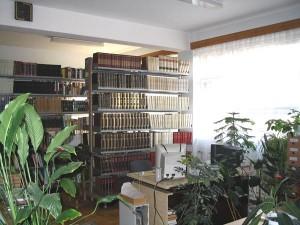 patrimoniul bibliotecii