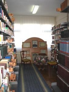 prezentare biblioteca